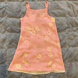 *3/$10* Cinnamon Girl Baby Pink Dress